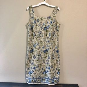 🎈 5/$10 Faded Glory Floral Dress